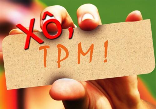 TPM – 4 passos para se livrar dela